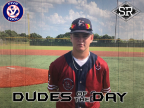 Corbin Dube, Dude of the Day, July 19, 2019