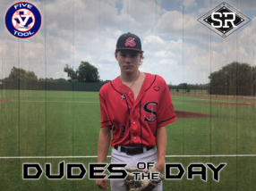 Hunter Estill, Dude of the Day, July 13, 2019