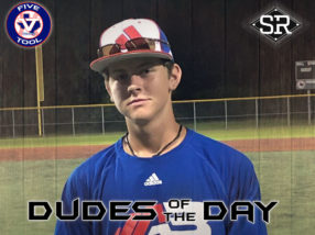 Caleb Gaston, Dude of the Day, July 18, 2019