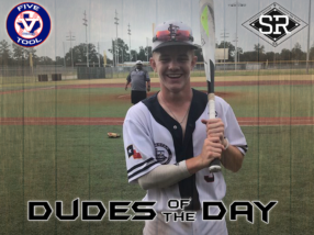 Keaton Grady, Dude of the Day, July 28, 2019