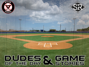 Game Stories: Five Tool South Texas Beach Classic (Thursday, July 11)