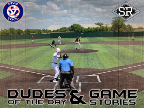 Dudes of the Day/Game Stories: 2019 AABC Don Mattingly World Series (Friday, July 12)
