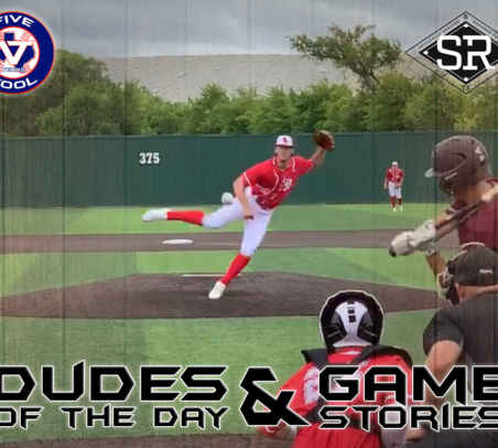 Dudes of the Day/Game Stories: 2019 AABC Don Mattingly World Series (Sunday, July 14)