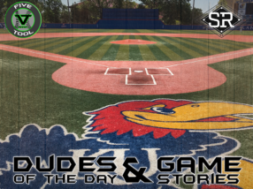 Dudes of the Day/Game Stories: Five Tool Midwest Governor's Cup Classic (Thursday, July 18)