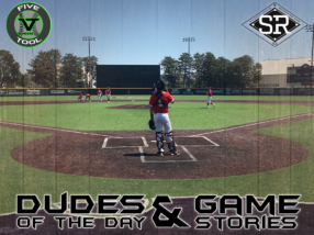 Dudes of the Day/Game Stories: Five Tool Midwest Governor's Cup Classic (Friday, July 19)