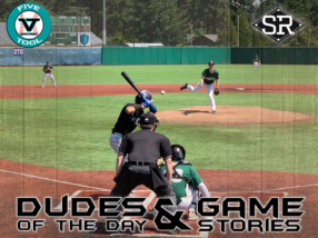 Game Stories: Five Tool Northwest Jake Long Memorial – 18U (Friday, July 19)