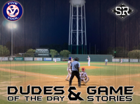 Dudes of the Day/Game Stories: Five Tool Texas 15U/16U Championships (Saturday, July 20)