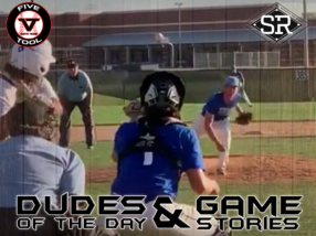 Dudes of the Day/Game Stories: Five Tool South Texas Roadrunner Championships (Saturday, July 20)
