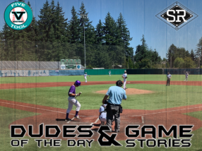 Game Stories: Five Tool Northwest Jake Long Memorial – 18U (Sunday, July 21)
