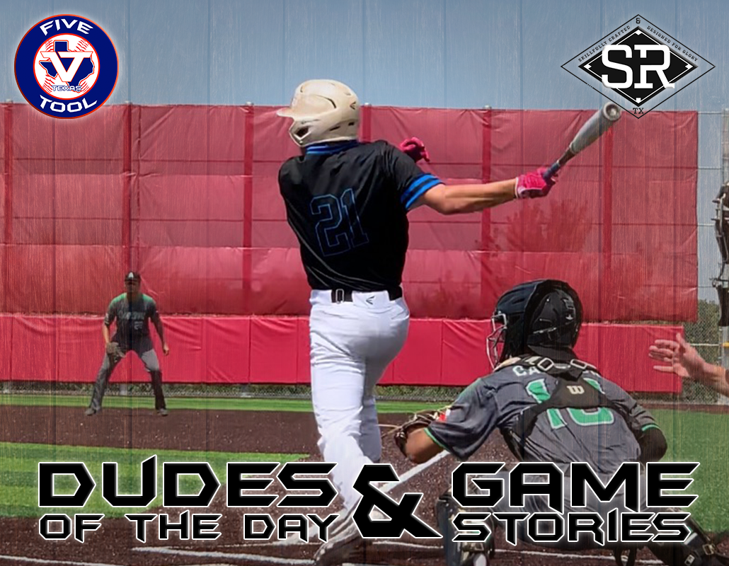 Game Stories: SBC Invitational Powered by Five Tool (Sunday, July 21)