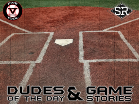 Dudes of the Day/Game Stories: Five Tool South Texas Roadrunner Championships (Sunday, July 21)
