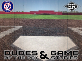 Dudes of the Day/Game Stories: Five Tool World Series (Thursday, July 25)