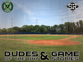 Dudes of the Day/Game Stories: Five Tool Midwest World Series (Friday, July 26)