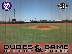 Dudes of the Day/Game Stories: Five Tool World Series (Friday, July 26)