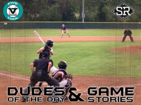 Dudes of the Day/Game Stories: Five Tool Northwest Herb Chaffey Memorial (Saturday, July 27)