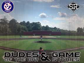 Dudes of the Day/Game Stories: Five Tool World Series (Saturday, July 27)