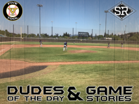 Dudes of the Day/Game Stories: Five Tool West Rising Star (Sacramento) (Sunday, July 28)