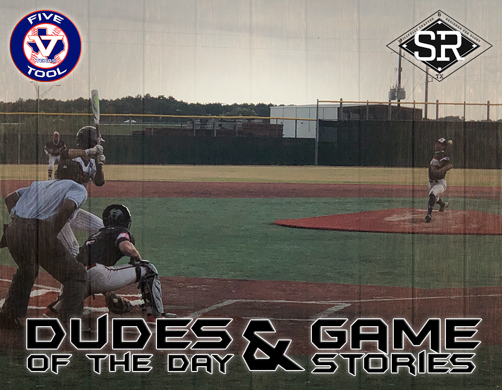 Dudes of the Day/Game Stories: Five Tool World Series (Sunday, July 28)