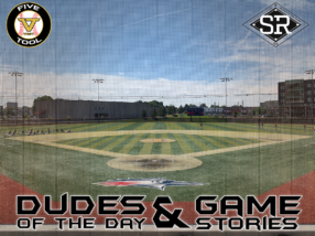 Dudes of the Day/Game Stories: Five Tool West Rocky Mountain Championships (Friday, July 5)