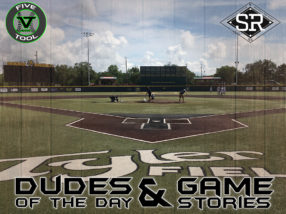 Dudes of the Day/Game Stories: Five Tool Midwest Championships (Sunday, July 7)