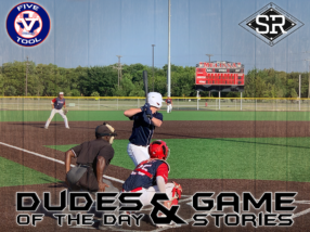 Dudes of the Day/Game Stories: 2019 AABC Don Mattingly World Series (Tuesday, July 9)