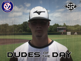 Cade Jones, Dude of the Day, July 5, 2019