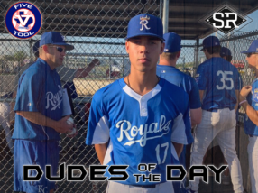 Tavian Josenberger, Dude of the Day, July 12, 2019