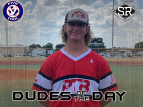 Bryce Kelley, Dude of the Day, July 27, 2019