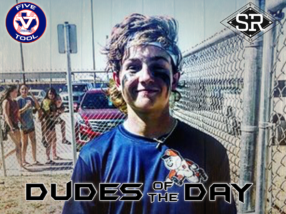 Jake Krause, Dude of the Day, July 4, 2019