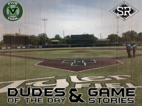 Dudes of the Day/Game Stories: Five Tool Midwest Championships (Friday, July 5)