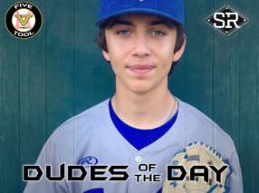 Gio Munoz, Dude of the Day, July 19, 2019