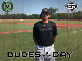 Blake Reeder, Dude of the Day, July 19, 2019