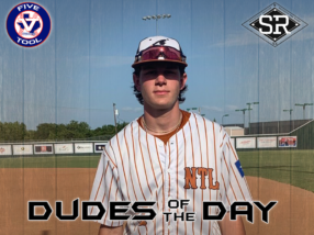 Cole Robertson, Dude of the Day, July 7, 2019