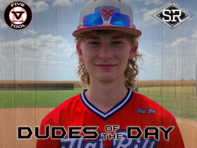 Zack Robinson, Dude of the Day, July 21, 2019