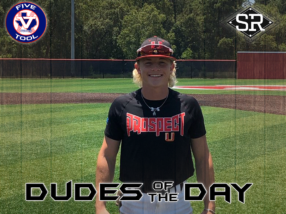 Austin Roccaforte, Dude of the Day, July 25, 2019