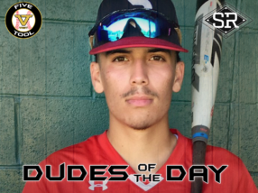 Rudy Rodriguez, Dude of the Day, July 19, 2019