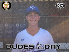 Braeden Sloan, Dude of the Day, July 18, 2019