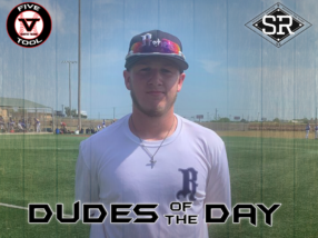 Cole Verret, Dude of the Day, July 13, 2019