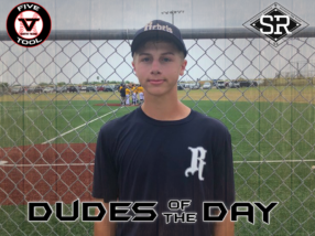 Josh Werner, Dude of the Day, July 14, 2019