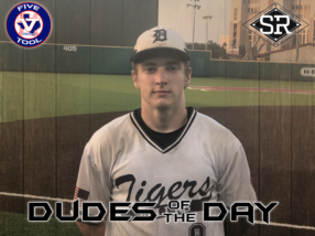 Zack Hagerud, Dude of the Day, July 5, 2019