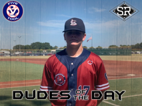 Ryland Quinonnes, Dude of the Day, July 26, 2019