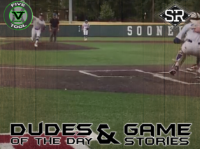 Dudes of the Day/Game Stories: Five Tool Midwest 15U & 16U Blue Chip World Series (Thursday, August 1)