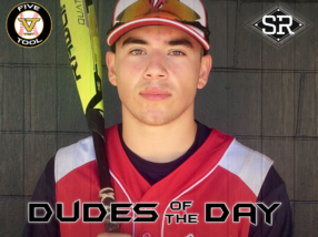 Ryan Flores, Dude of the Day, August 3, 2019