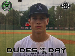 Austin Schneider, Dude of the Day, August 2, 2019