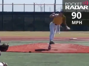 Jaren Warwick, 90 Club, July 24 (90 MPH)