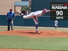 Kolby Wilson, 90 Club, July 26 (91 MPH)