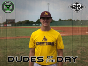 Blake Stracke, Dude of the Day, August 1, 2019