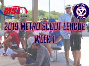 Recapping 2019 Metro Scout League Week 1