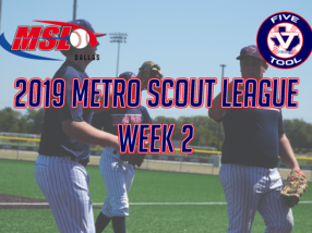 Recapping 2019 Metro Scout League Week 2