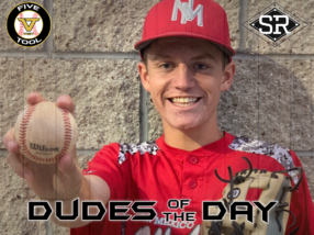 Dante Caviggia, Dude of the Day, September 14, 2019